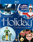 Essential Holiday Collection (Blu-ray): The Polar Express / National Lampoon's Christmas Vacation / Elf / A Christmas Story