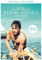 Plein Soleil (Purple Noon): Digitally Restored Special Edition (PAL-UK)
