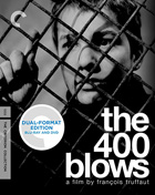 400 Blows: Criterion Collection (Blu-ray/DVD)