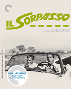 Il Sorpasso: Criterion Collection (Blu-ray/DVD)