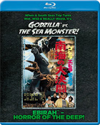 Ebirah: Horror Of The Deep: Godzilla VS. The Sea Monster (Blu-ray)