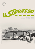 Il Sorpasso: Criterion Collection