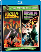 Godzilla Vs. King Ghidorah (Blu-ray) / Godzilla Vs. Mothra (Blu-ray)