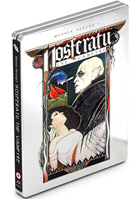 Nosferatu The Vampyre: Limited Edition (Blu-ray-UK)(Steelbook)