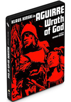 Aguirre, Wrath Of God: Limited Edition (Blu-ray-UK)(Steelbook)