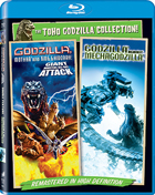 Godzilla, Mothra, King Ghidorah: Giant Monsters All Out Attack (Blu-ray) / Godzilla Against MechaGodzilla (Blu-ray)