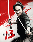 13 Assassins: Limited Edition (Blu-ray-UK)(Steelbook)