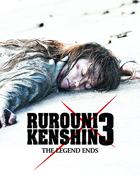 Rurouni Kenshin 3: The Legend Ends: Limited Edition (Blu-ray-UK)(SteelBook)