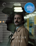 American Friend: Criterion Collection (Blu-ray)