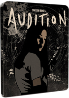 Audition: Limited Edition (Blu-ray-UK/DVD:PAL-UK)(SteelBook)