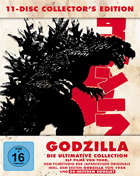 Godzilla: Die Ultimative Collection (Blu-ray-GR)