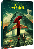 Amelie: Limited Edition (Blu-ray-UK)(SteelBook)