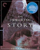 Immortal Story: Criterion Collection (Blu-ray)