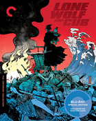 Lone Wolf And Cub: Collector's Set: Criterion Collection (Blu-ray)