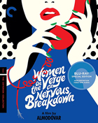 Women On The Verge Of A Nervous Breakdown: Criterion Collection (Blu-ray)