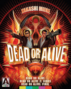 Dead Or Alive Trilogy (Blu-ray): Dead Or Alive / Dead Or Alive 2: Birds / Dead Or Alive: Final