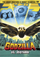 Godzilla Vs. Mothra (Sony Music)