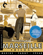The Marseille Trilogy: Marius / Fanny / Cesar: Criterion Collection (Blu-ray)