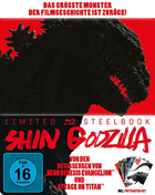 Shin Godzilla: Limited Edition (Blu-ray-GR)(SteelBook)