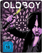 Oldboy: Limited Edition (Blu-ray-GR)(SteelBook)