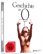 Story Of O: Limited FuturePak Edition (Blu-ray-GR/DVD:PAL-GR)(Cover B)(SteelBook)