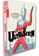UltraSeven: The Complete Series 03: Limited Edition (Blu-ray)(SteelBook)