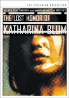 Lost Honor Of Katharina Blum: Criterion Collection