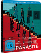Parasite: Limited Edition (2019)(Blu-ray-GR)(SteelBook)