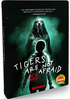 Tigers Are Not Afraid: Limited Edition (Blu-ray/DVD)(SteelBook)