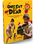 One Cut Of The Dead: Limited Edition (Blu-ray/DVD)(SteelBook)
