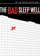 Bad Sleep Well: Criterion Collection