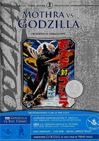 Mothra Vs. Godzilla: Toho Master Collection