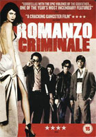 Romanzo Criminale: Steelbook Edition (PAL-UK)