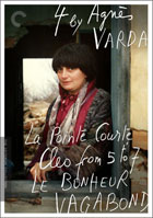 4 By Agnes Varda: Criterion Collection