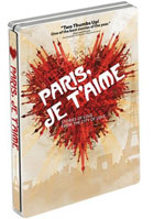 Paris Je T'aime (Steelbook)