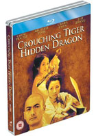 Crouching Tiger, Hidden Dragon (Blu-ray-UK)(Steelbook)