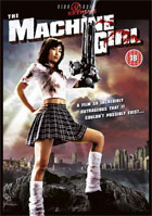 Machine Girl (PAL-UK) (Steelbook)
