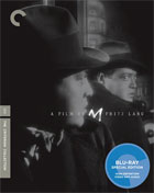 M: Criterion Collection (Blu-ray)