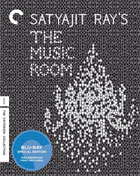 Music Room: Criterion Collection (Blu-ray)