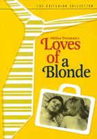 Loves Of A Blonde: Criterion Collection