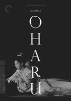 Life Of Oharu: Criterion Collection