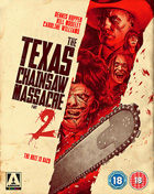 The Texas Chainsaw Massacre 2: Limited Edition (Blu-ray-UK/DVD:PAL-UK)