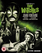 The Witches (1966)(Blu-ray-UK/DVD:PAL-UK)
