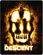 Descent: Limited Edition (Blu-ray-UK)(Steelbook)
