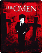 Omen: Limited Edition (Blu-ray-UK)(Steelbook)