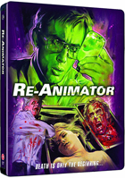 Re-Animator: 2 Disc Limited Edition (Blu-ray-UK)(Steelbook)