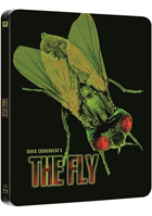 Fly: Limited Edition (1986)(Blu-ray-UK)(Steelbook)