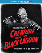 Creature From The Black Lagoon (Blu-ray 3D/Blu-ray)