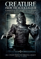 Creature From The Black Lagoon: The Complete Legacy Collection