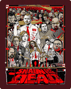 Shaun Of The Dead: Mondo Limited Edition (Blu-ray)(SteelBook)